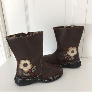 Oshkosh B'gosh Flowers Boots